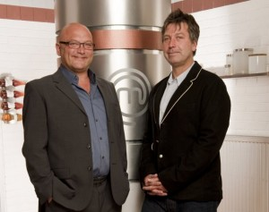 BBC's Celebrity MasterChef comes to Richmond Letcombe Regis