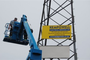 Hereford United player reaches new heights!