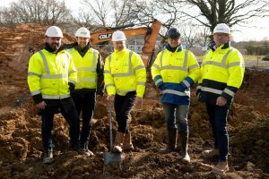 New care homes in Fareham and Ferndown