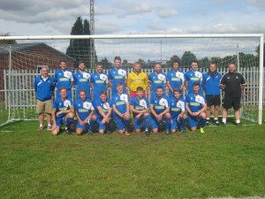 Kempowell sponsors Lads Club football team